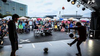 雨中開催のWah Wah Wah、世界ランカーたちが頂点に!